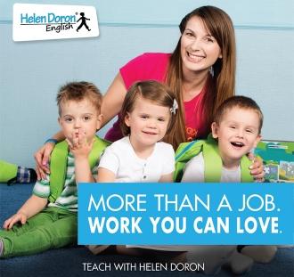 Postanite sertifikovani Helen Doron English učitelj – jedan od najboljih učitelja engleskog jezika u svijetu