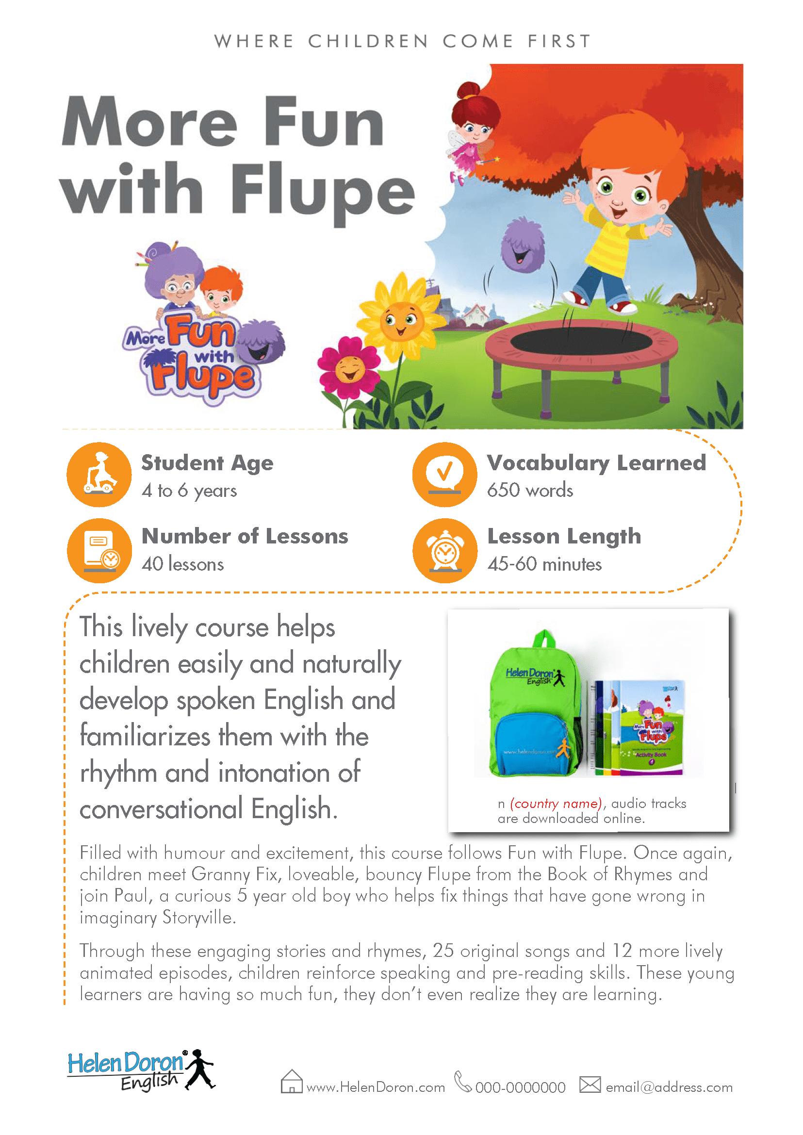 Preuzmi - More Fun with Flupe