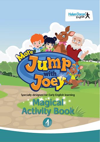 Pogledaj - More Jump with Joey
